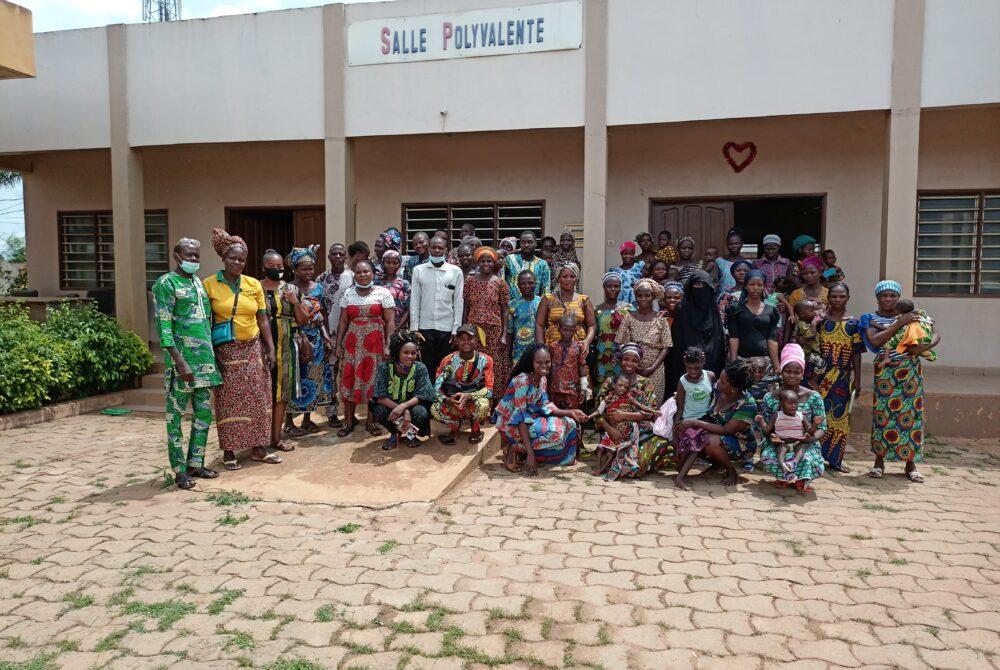 PROJET D'APPUI NUTRITIONNEL AUX ENFANTS EN SITUATION D'HANDICAP